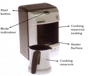beko turkish coffee machine